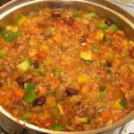 Recipe: Vegetarian Chilli