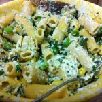 Recipe: Pasta with Ricotta, Herbs and Spring Vegetables