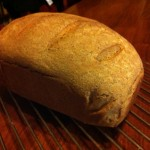 Recipe: Spiced Rye Bread