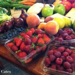 Coburg Farmers' Market – first of the year!