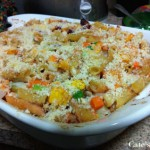 Living Below the Line: Pasta Bake Recipe!