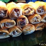 Recipe: Fruit Mince Filo Cigars