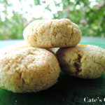 Recipe: Almond Cookies with Lemon Myrtle