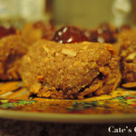 Recipe: Cherry Ripe Cookies (Gluten Free, Vegan)