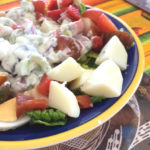 Recipe: Modular Salad for Lots of Dietary Requirements