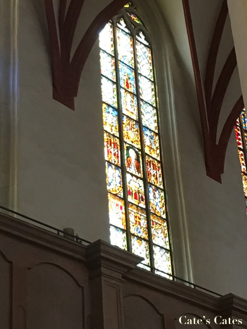 The Bach window.